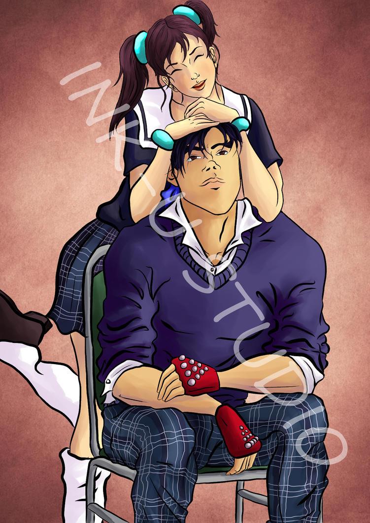 tekken jin and asuka relationship goals