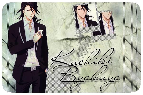 Byakuya Kuchiki by WhiteMoon06
