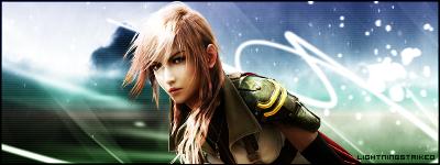 Lightning Signature - FFXIII by LightningStrike0