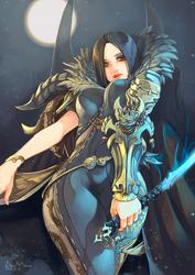 Blade and Soul - Jin seo yeon by danmaru