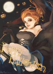 It's Halloween!! by danmaru