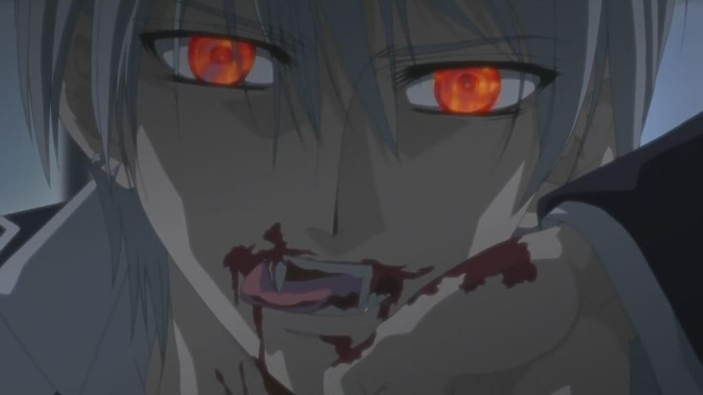 Lust for blood~ Zero K...