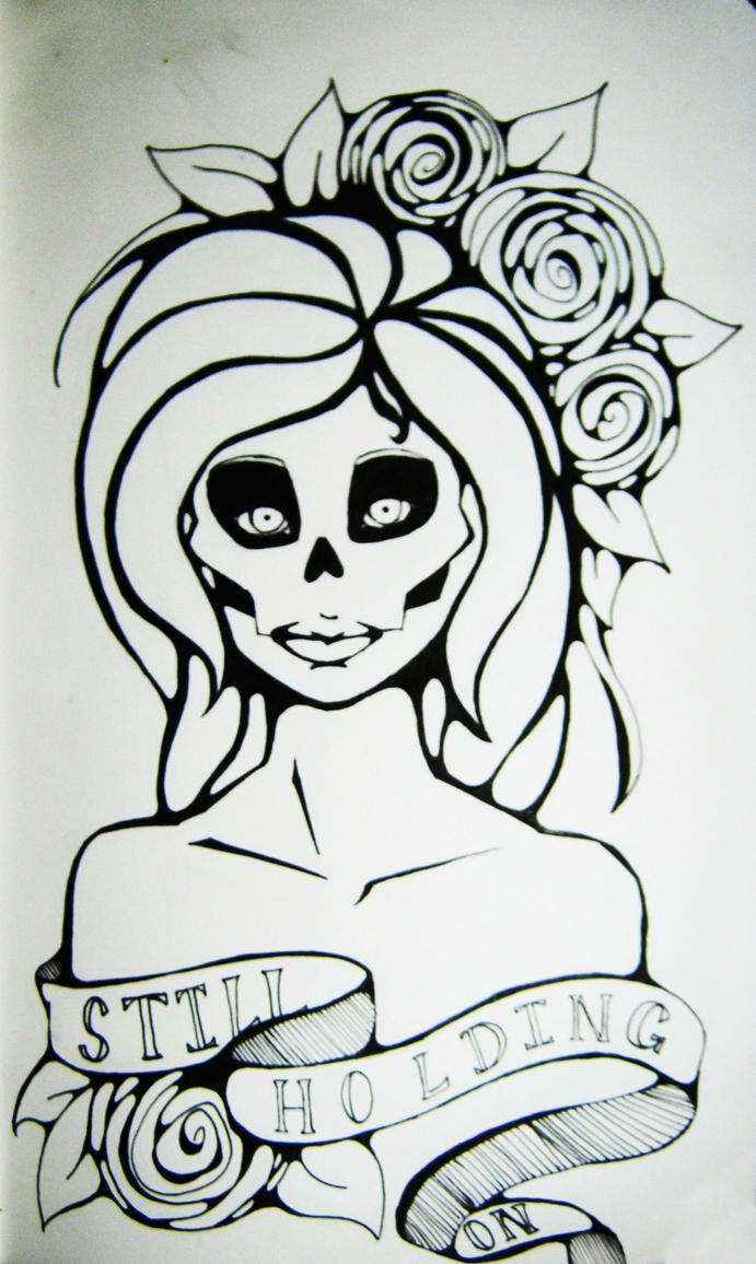 Inktober #2 by RinaShadowPrincess