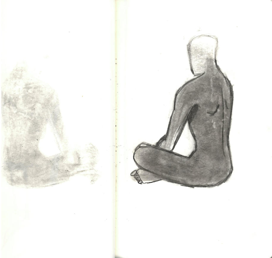 Figure Drawing 2 by RinaShadowPrincess