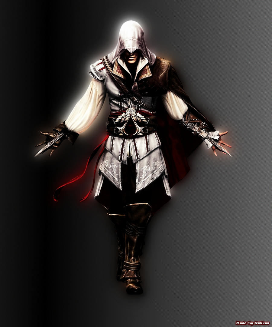 ezio assassins creed ii - photo #35