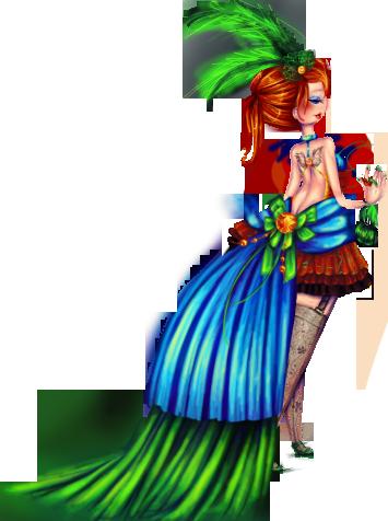 Cocktail Dress by OneSmartChicken