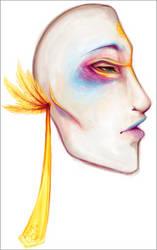 Khoya's Mask by OneSmartChicken