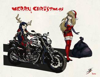 Sexy Christmas by Fade9wayz