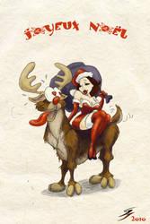 merry christmas by Fade9wayz