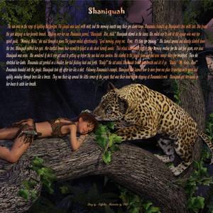 Shaniquah and Dunamaka: Chapter 1, Part 1