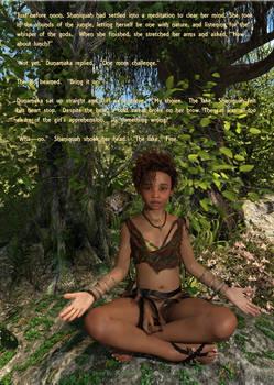 Shaniquah and Dunamaka: Chapter 1, Part 3