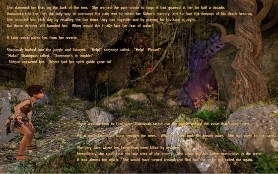 Shaniquah and Dunamaka: Chapter 1, Part 5