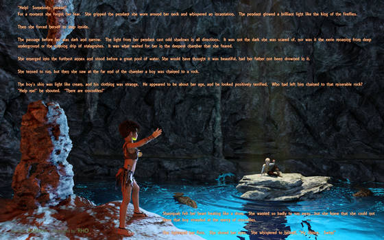 Shaniquah and Dunamaka: Chapter 1, Part 6