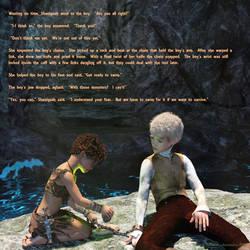 Shaniquah and Dunamaka: Chapter 1, Part 8