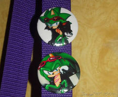 Icons Scourge the hedgehog by Scourge157
