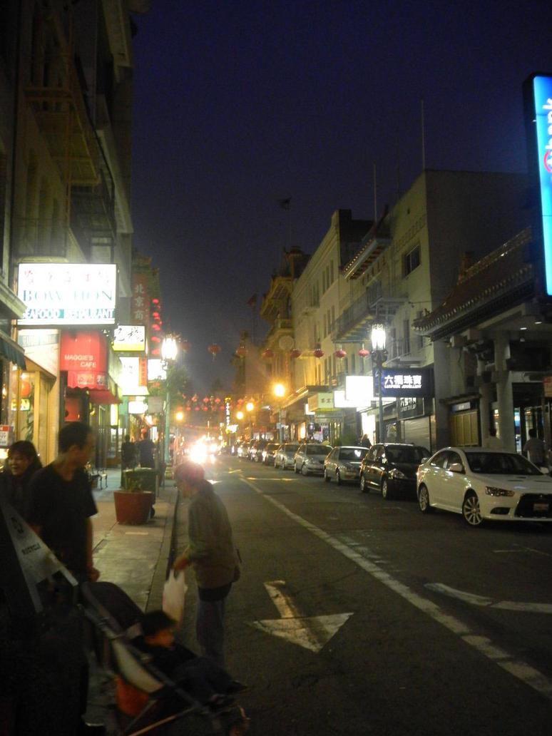 City Life by Xx-kage-tsuki-xX