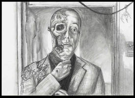 Gus Fring by oberst444