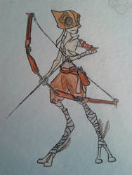 Irrun hunter by DrPilly