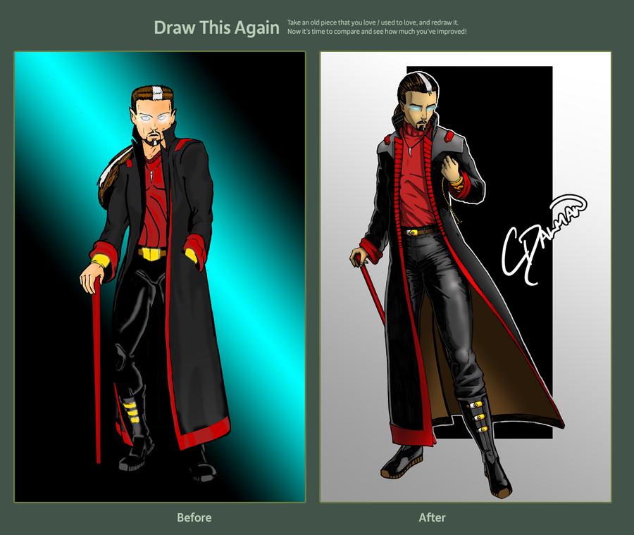 Proteus: Draw it Again by SCOm1359AP