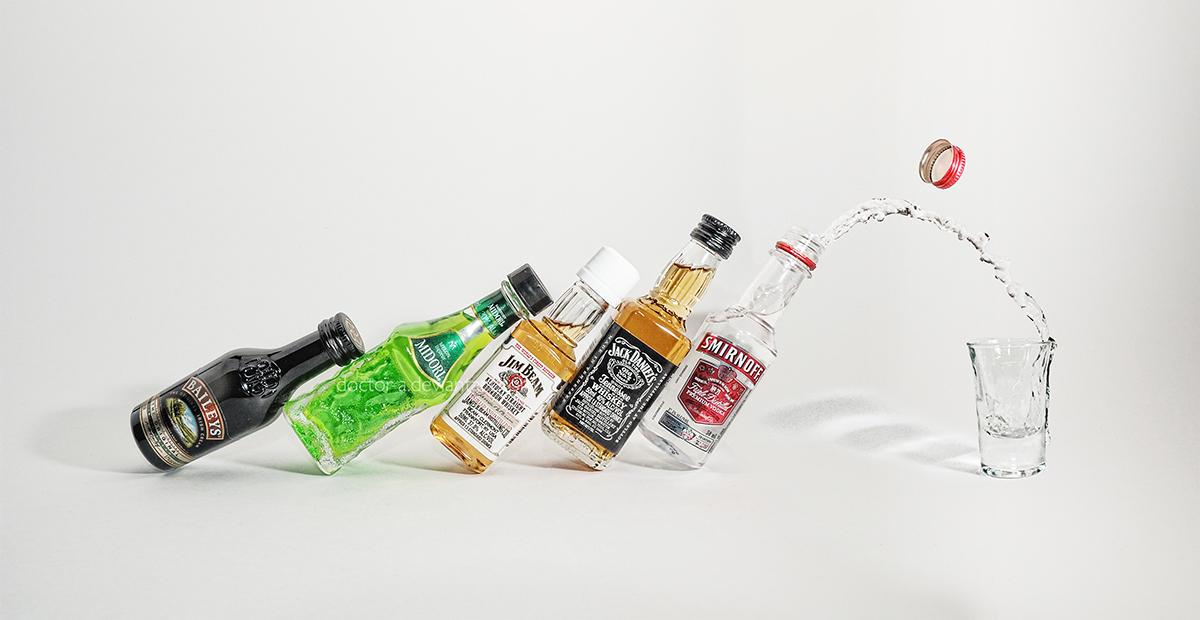 Alcoholic Domino