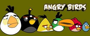 Angry Birds by Yudhaikeledai