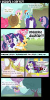 MLP: I Believe I Can Fly