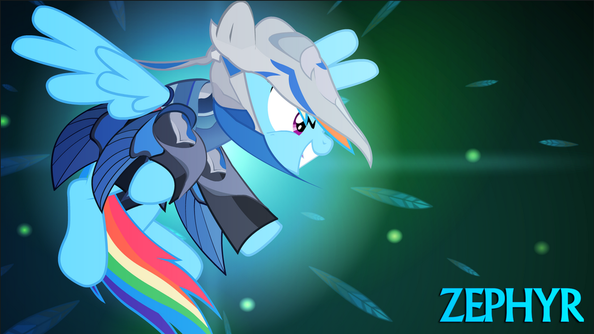 Warframe - Zephyr Rainbow Dash by Yudhaikeledai