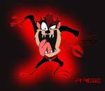 Tasmanian Devil- Red Lantern