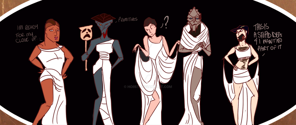 hercules the muses by hoiist on deviantart