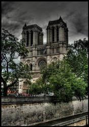 Notre Dame de Paris by s-l-e-e-p-y-h-e-a-d