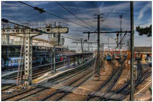 City station by s-l-e-e-p-y-h-e-a-d