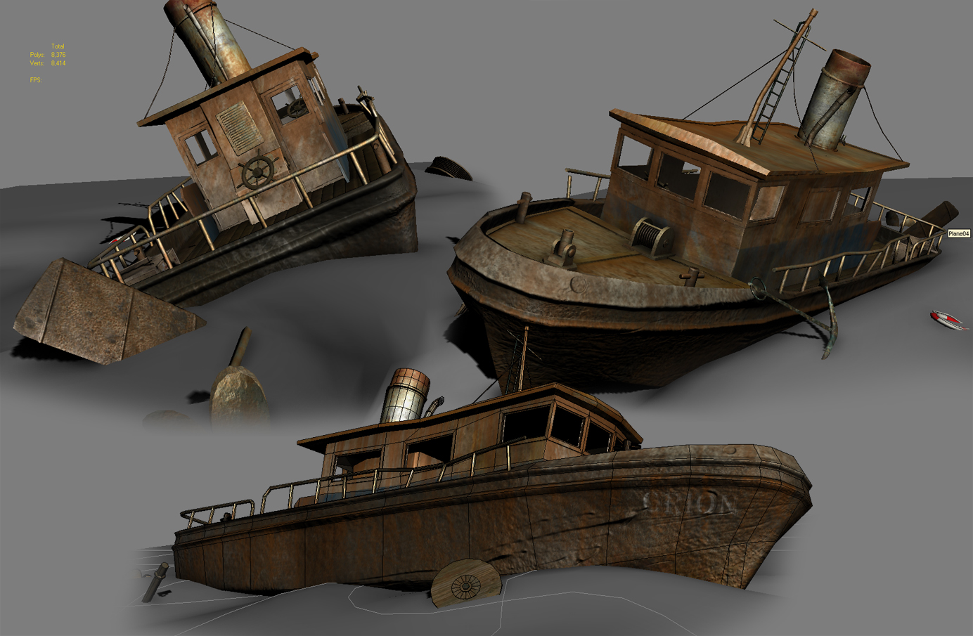 scenery ShipWreck Ship_wreck_by_luck6-d2ypw7y
