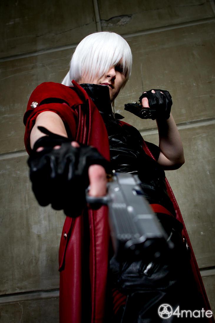 Dante- Gunslinger by Ruxtano