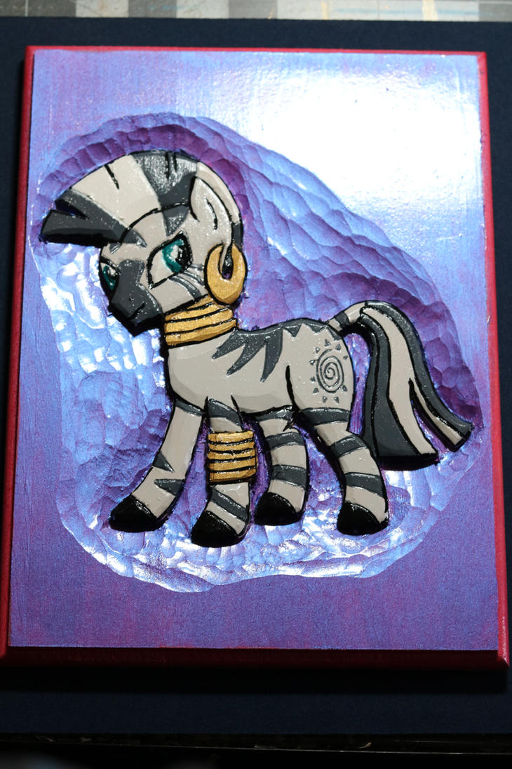 Zecora for Anna by SpikeFiremane