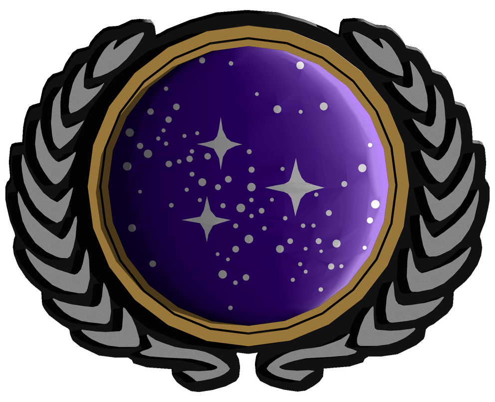 United Federation Of Planets Logo by CaptainLocksley on ...