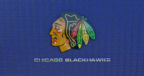 Chicago Blackhawks Wallpaper by CaptainLocksley