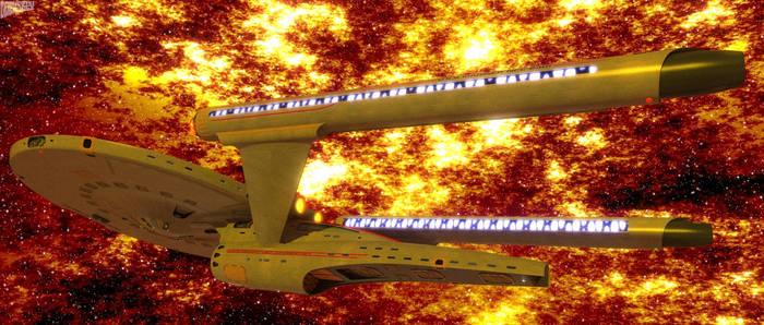 Hellfire Nebula