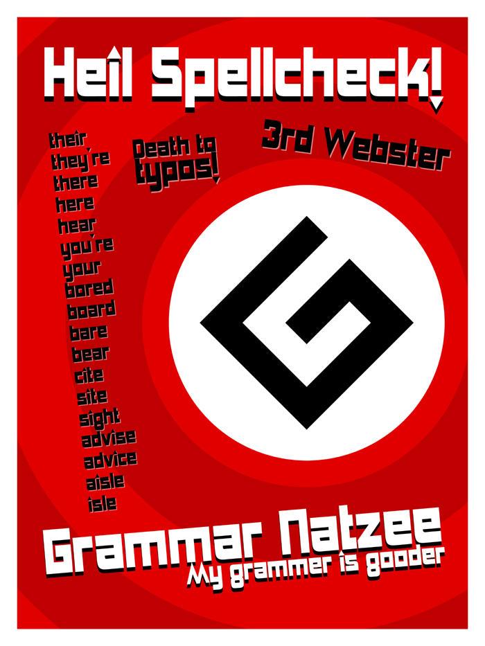 Grammar Natzee by dinyctis