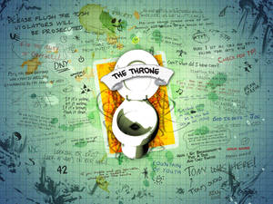 Throne literature - WP