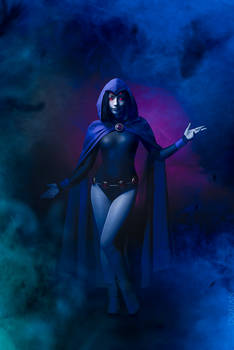 Demonic Raven