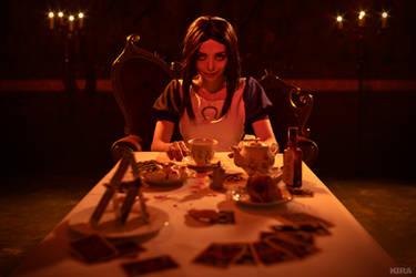 Surreal Tea Party