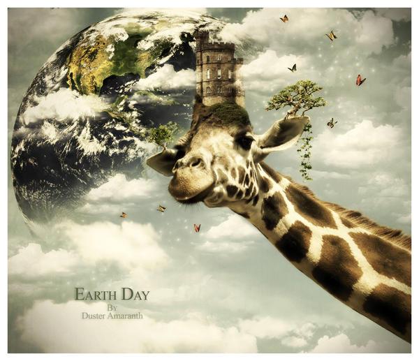 Earth Day by DusterAmaranth