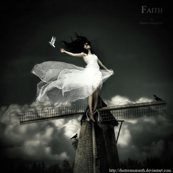 Faith by DusterAmaranth