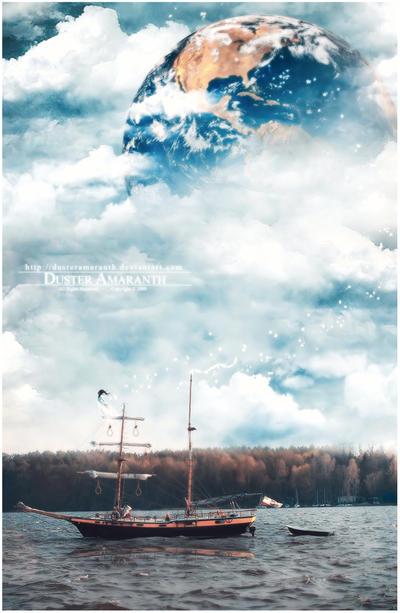 Sailing Away by DusterAmaranth