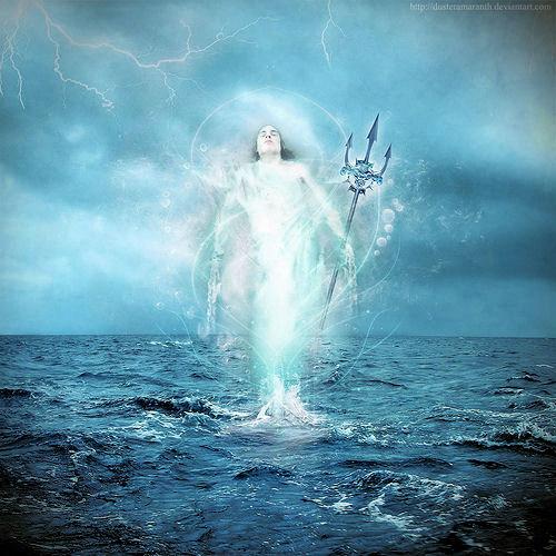 Son of Poseidon by DusterAmaranth