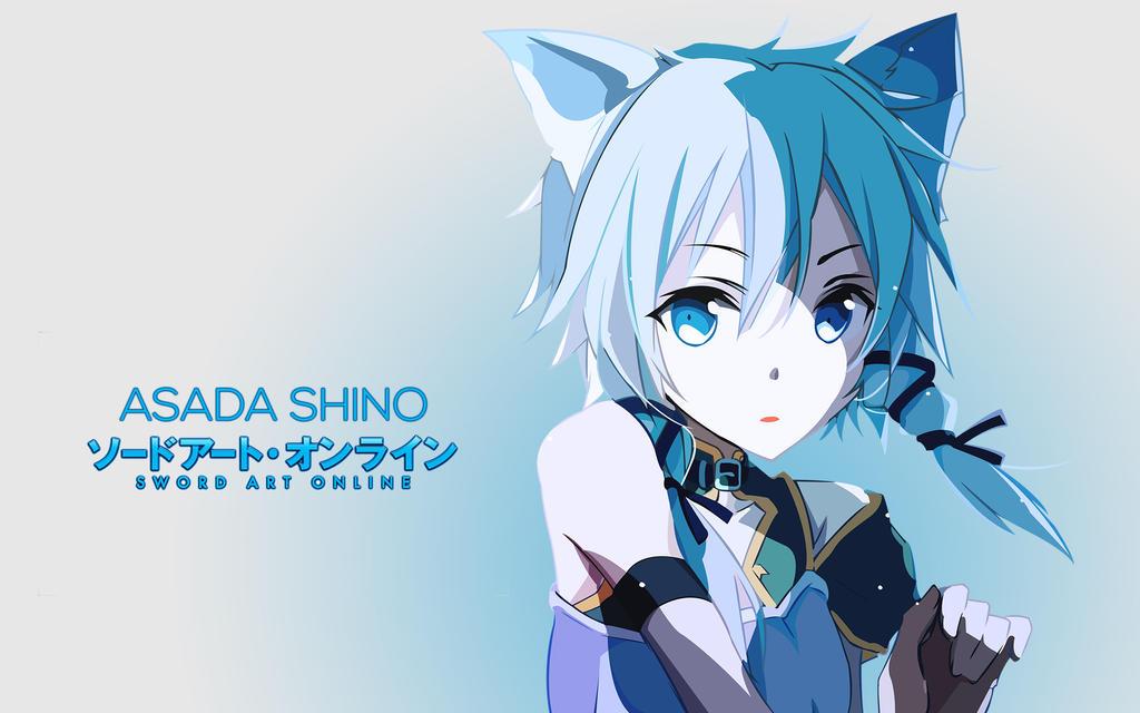 Asada Shino - Sword Art Online fixed spellling by ...