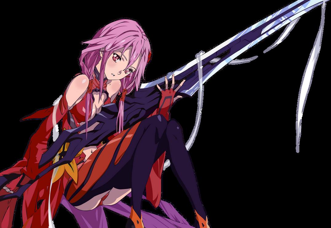 inori yuzuriha by assassinwarrior - photo #2