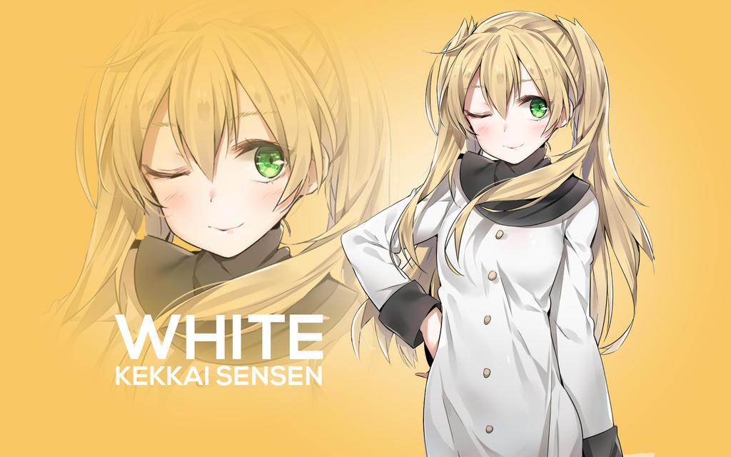 Kekkai Sensen White by AssassinWarrior on DeviantArt: assassinwarrior.deviantart.com/art/kekkai-sensen-white-535283471
