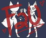 F2U Anthro Fox Base