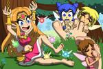 Hey Zelda, Listen!